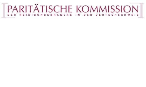 Logo der paritätischen Kommission