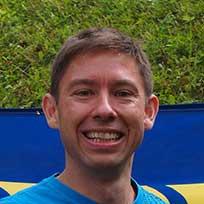 Portrait-Foto vom glücklichen Kunden Mark P.